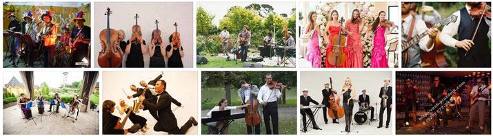 Как пригласить музыкантов на свадьбу
